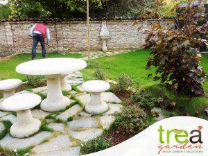 realizzazione giardino antico