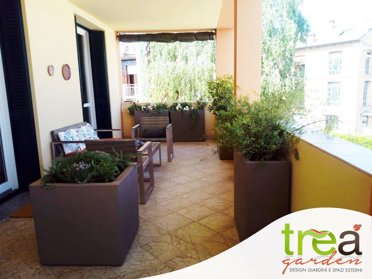 Arredo Balconi E Terrazze non solo giardini realizziamo anche bellissimi terrazzi