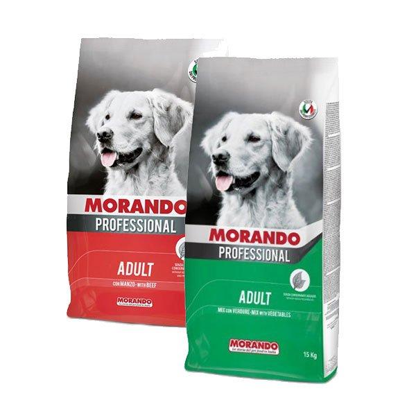 Crocchette per cani Adult 15kg - Morando Professional