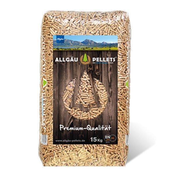 pellet allgau premium quality 15kg