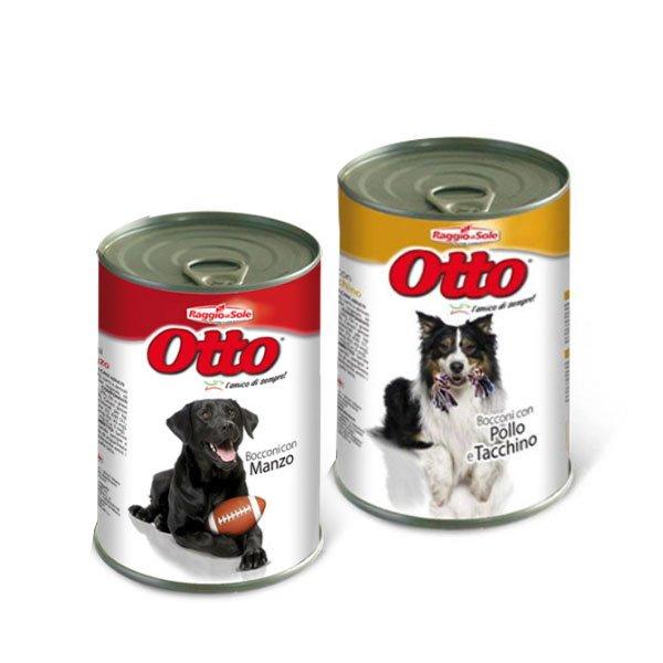 Bocconcini per cani vari gusti 400gr - Otto
