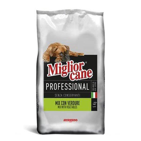 miglior cane professional mix con verdure 15kg